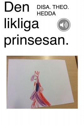Den lyckliga prinsessan